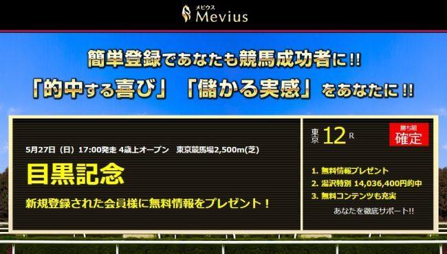 高配当続出のMevius(メビウス)とは?実績&口コミから検証!