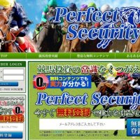 『Perfect Security(パーフェクトセキュリティ)』の3本の矢が凄い!検証で分かった馬券投資の妙技!
