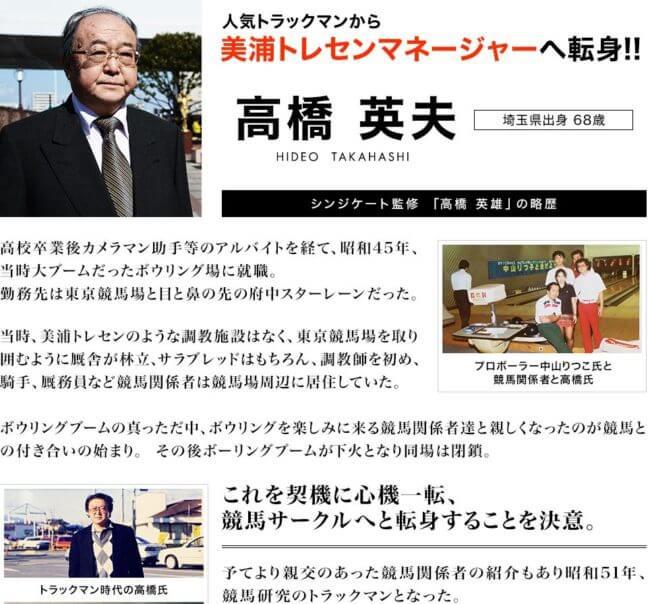 syndicate(シンジケート)高橋氏
