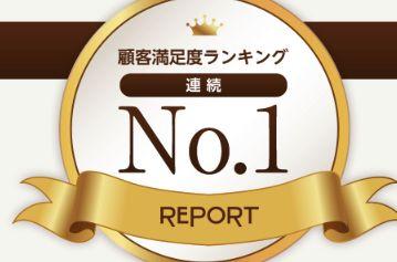 リポート_顧客満足度ランキングNO.1
