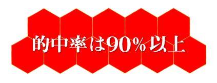 ケイモリ_的中率90%以上