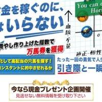 一撃帝王の口コミ「1回の勝利で数百万円稼げる」は本当?真偽を検証